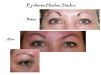 permanent makeup eyebrows